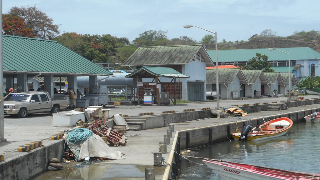 Choiseul Fishing Port