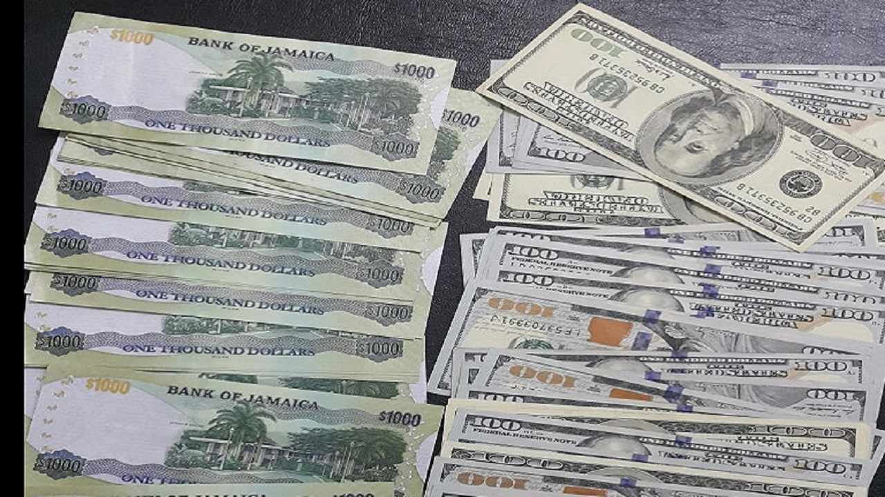 Jamaican Dollar Slides To Record Low