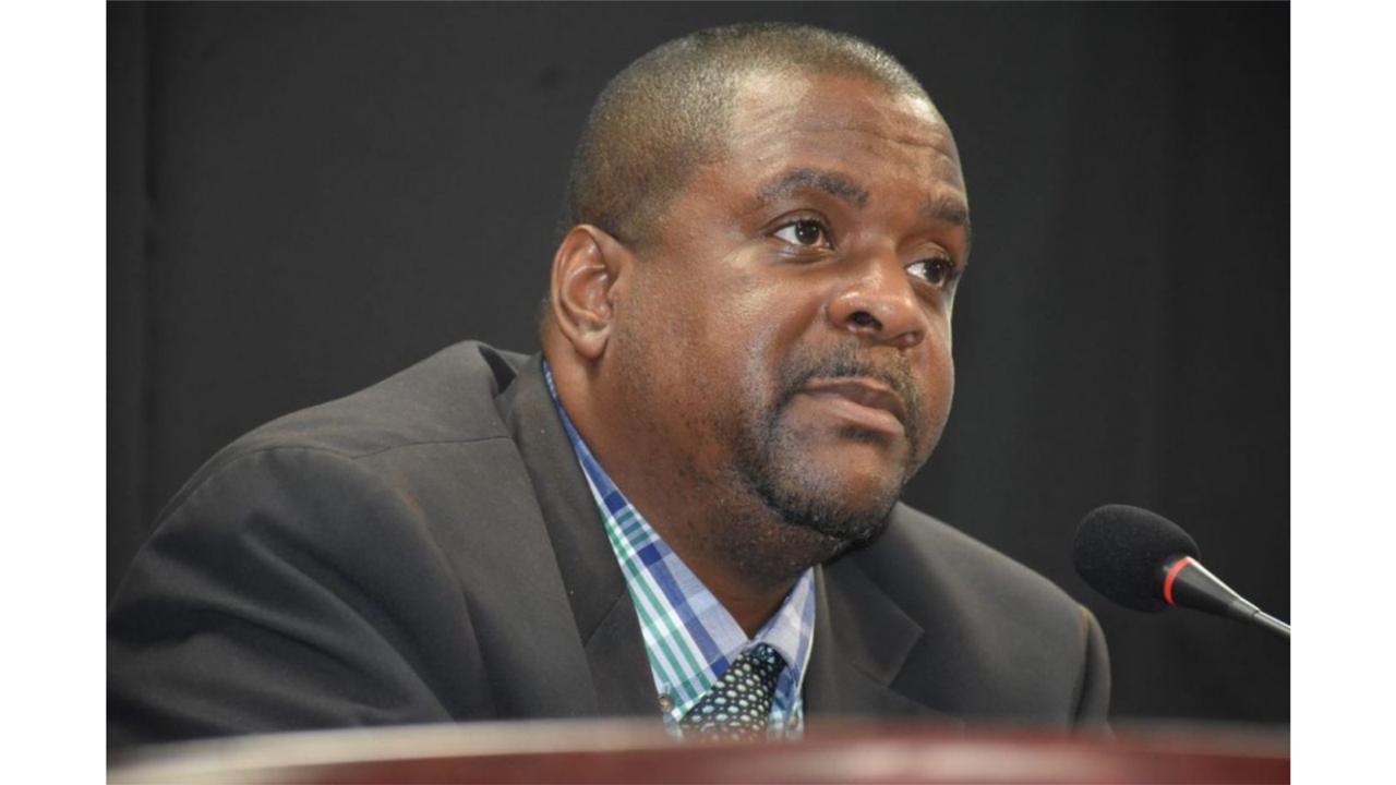 British Virgin Islands Premier, Andrew Fahie