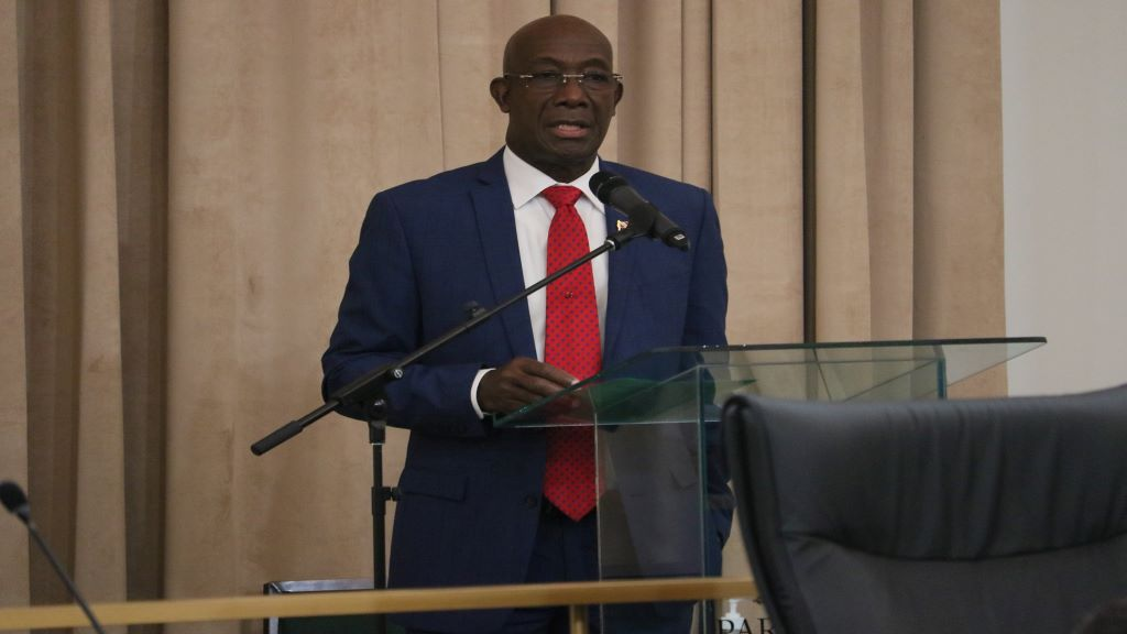 Prime Minister Dr Keith Rowley made the announcement while speaking at a media conference at the Diplomatic Centre in St Ann's on Saturday.