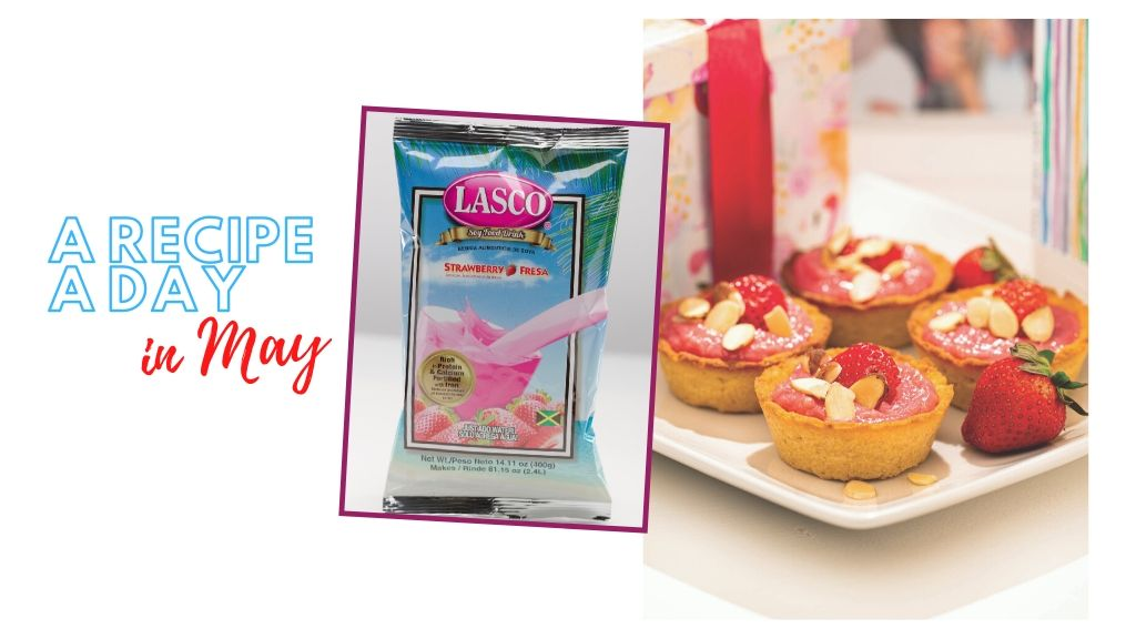Lasco Food Drink Strawberry Tart