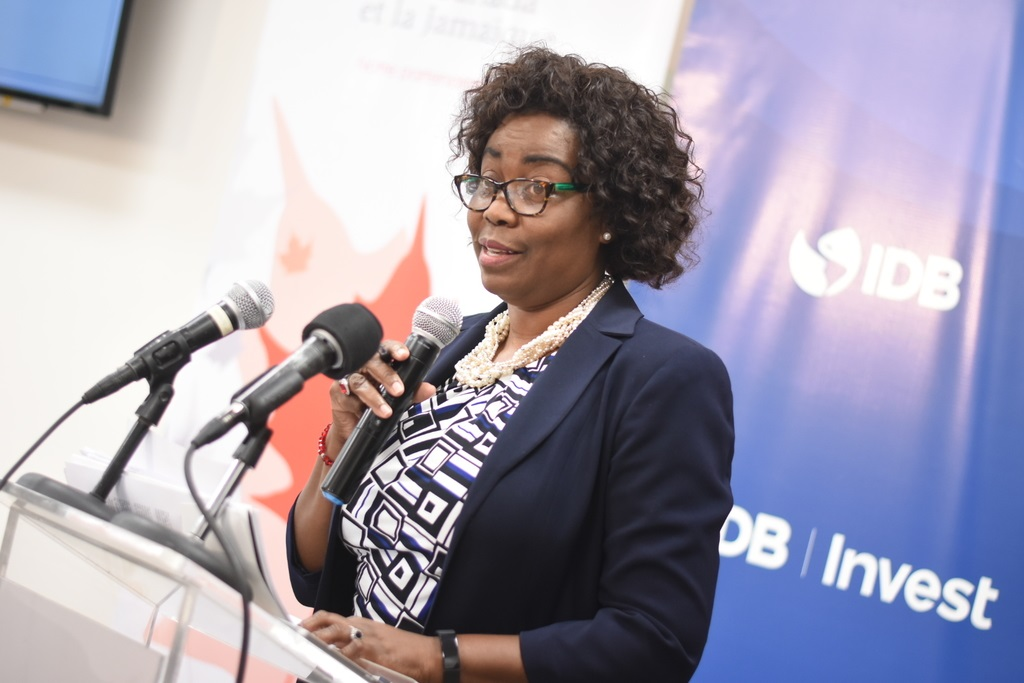 GSAJ President, Gloria Henry, while acknowledging the gravity of the worldwide health crisis, pointed out that the industry was going above and beyond requirements to ensure its survival.
