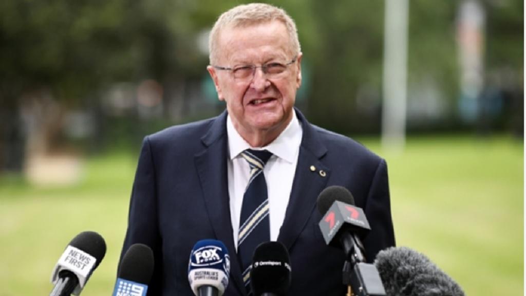 Australian Olympic Committee (AOC) president John Coates.