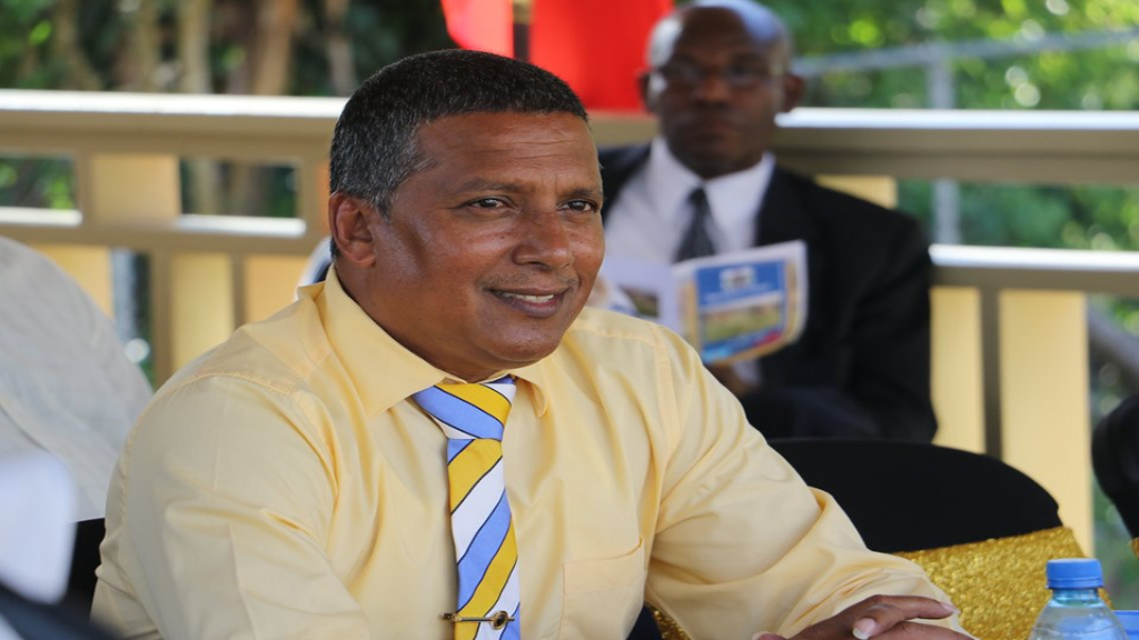 Economic Development Minister, Guy Joseph.