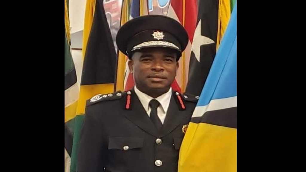 Chief Fire Officer, Joseph Joseph