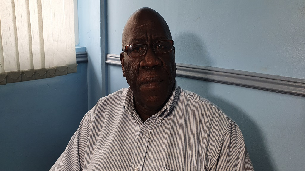 Chief Executive Officer of the CCC, Wilfred Pierre