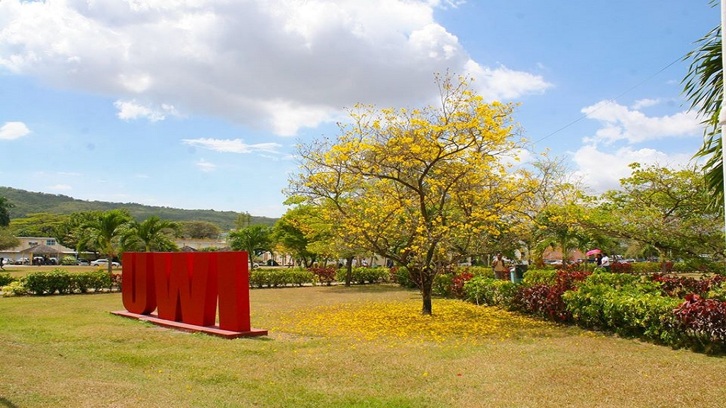 A photo of the University of the West Indies, Mona campus via UWI, Mona Facebook.