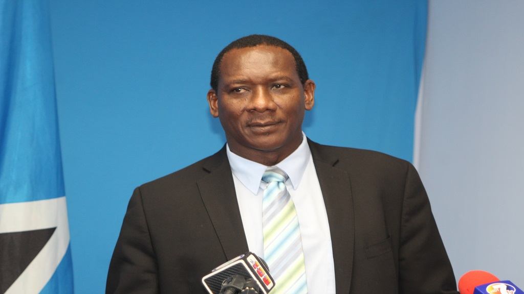 Gros Islet MP Lenard Montoute