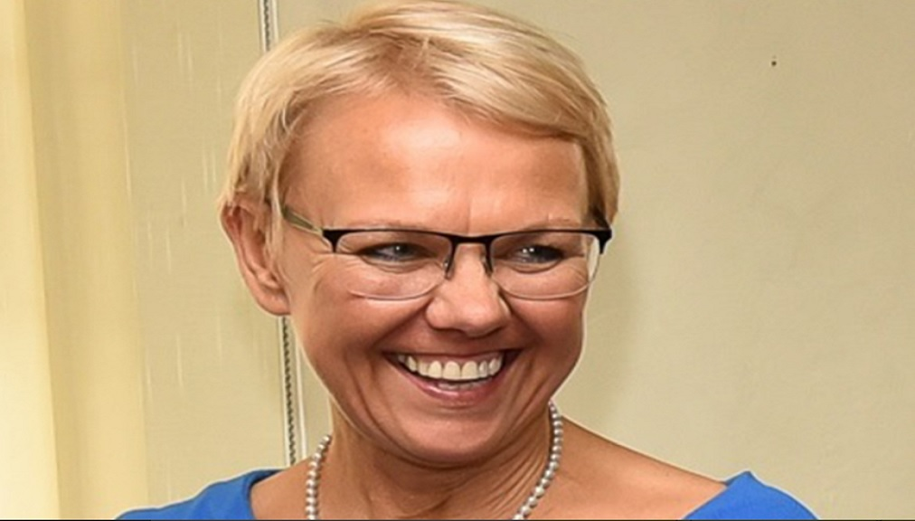 Head of the EU Delegation in Jamaica Ambassador Malgorzata Wasilewska.