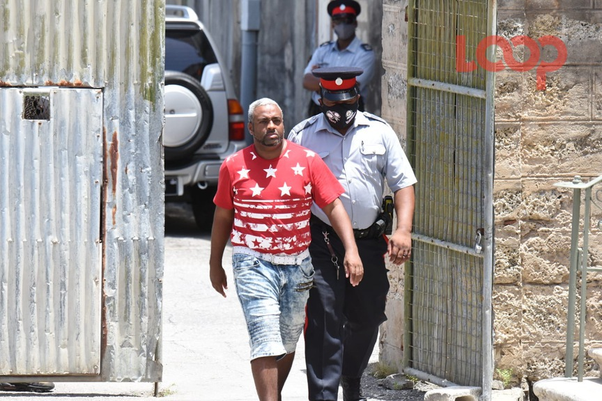 Dwayne Fenty of Emerald Park West, Six Roads, St Philip pleaded guilty to breaching the Emergency Management Directive and attending a social gathering on May 15.