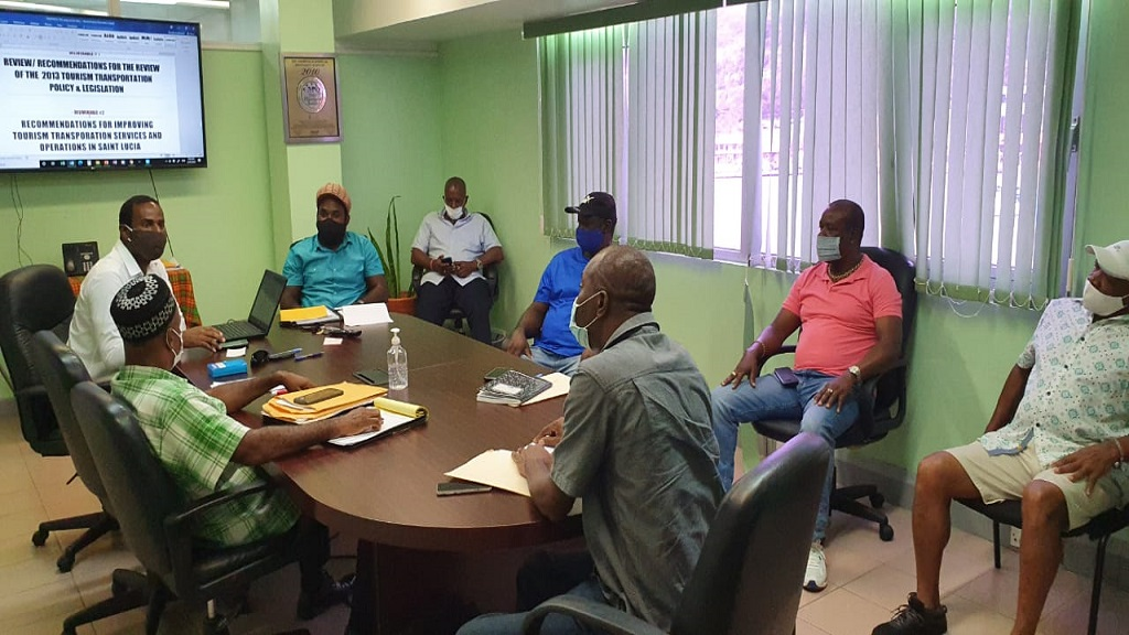Tourism Taxi Taskforce meeting