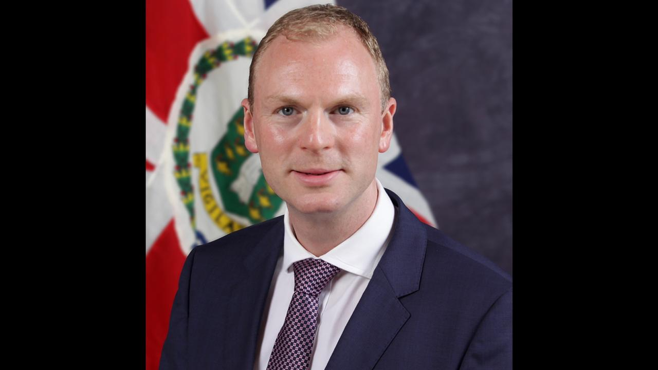 Governor Augustus Jaspert
