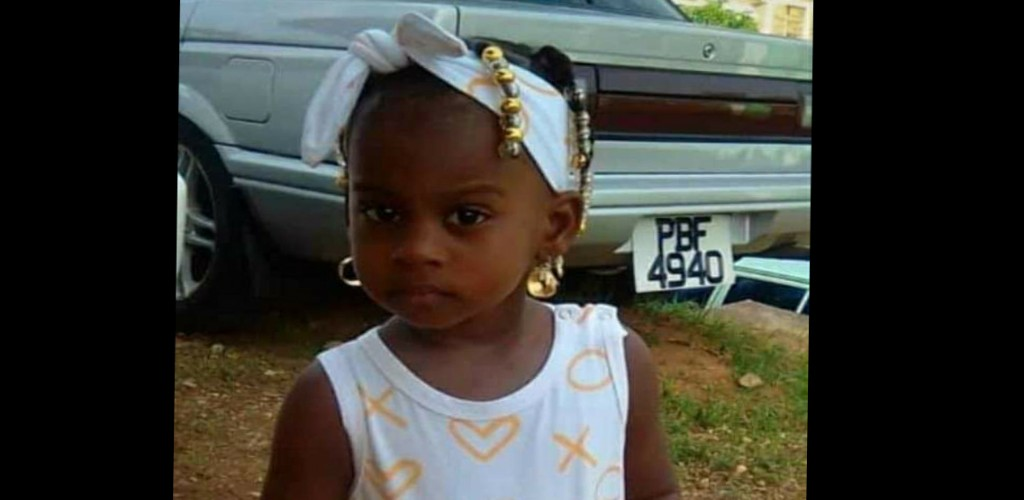 Outrage: A two-year-old girl and her father were shot and killed on June 19, 2020.