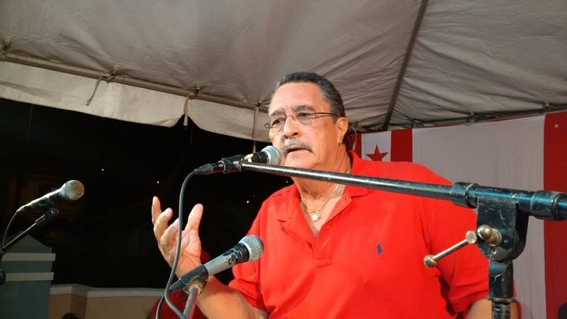Former Prime Minister and Parliamentary Representative for Vieux Fort South, Dr Kenny Anthony