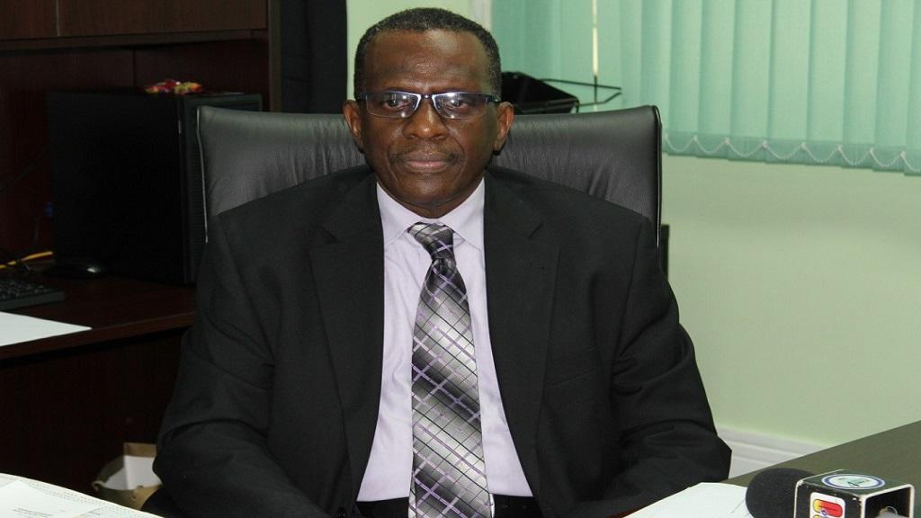 Opposition Leader Hon Philip J Pierre