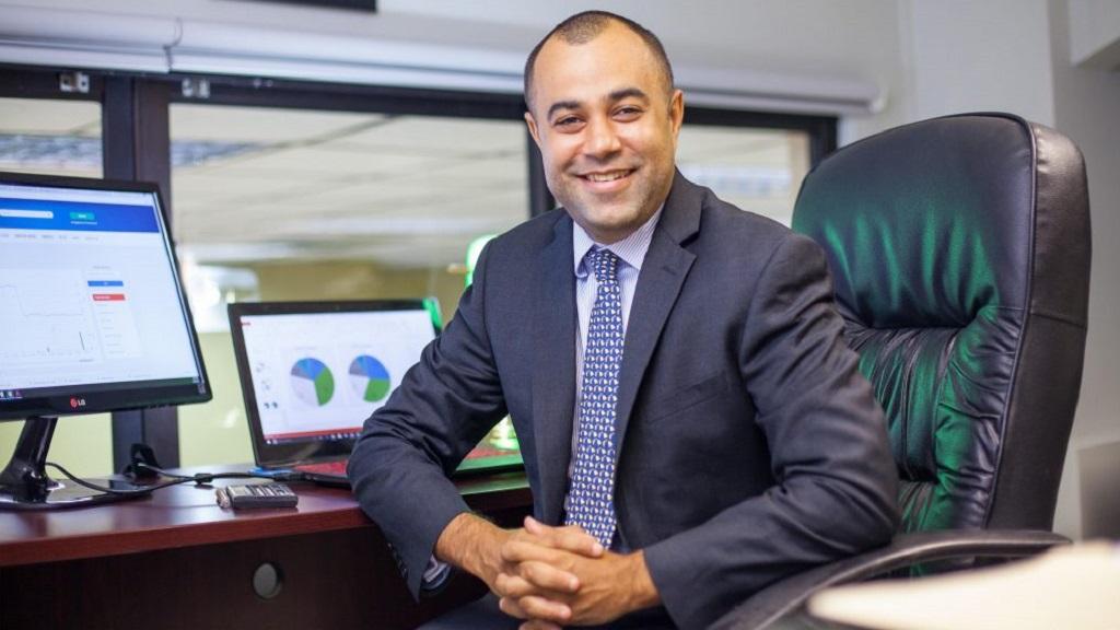 Managing Director of Eppley Limited, Nicholas Scott.