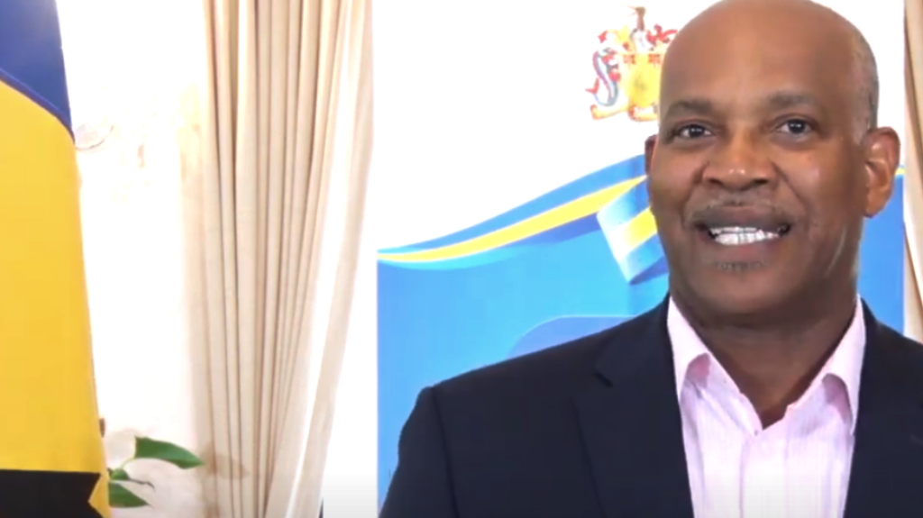 Attorney General of Barbados Hon. Dale Marshall