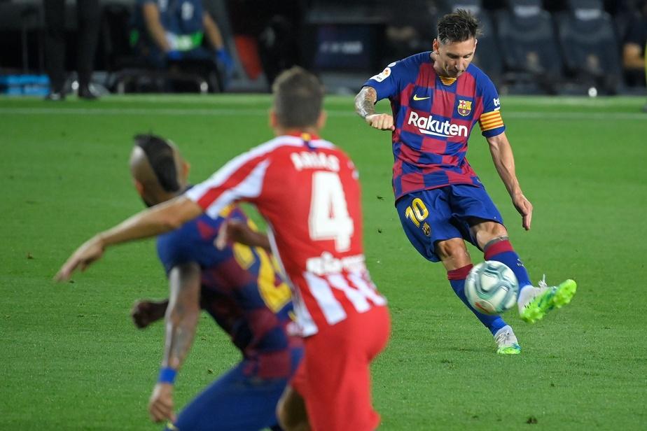 Lionel Messi a fait tout son possible en offrant deux fois l'avantage aux Catalans, mais rien n'y a fait. Le Barça a fait match nul de 2-2 contre l'Atlético Madrid, mardi.