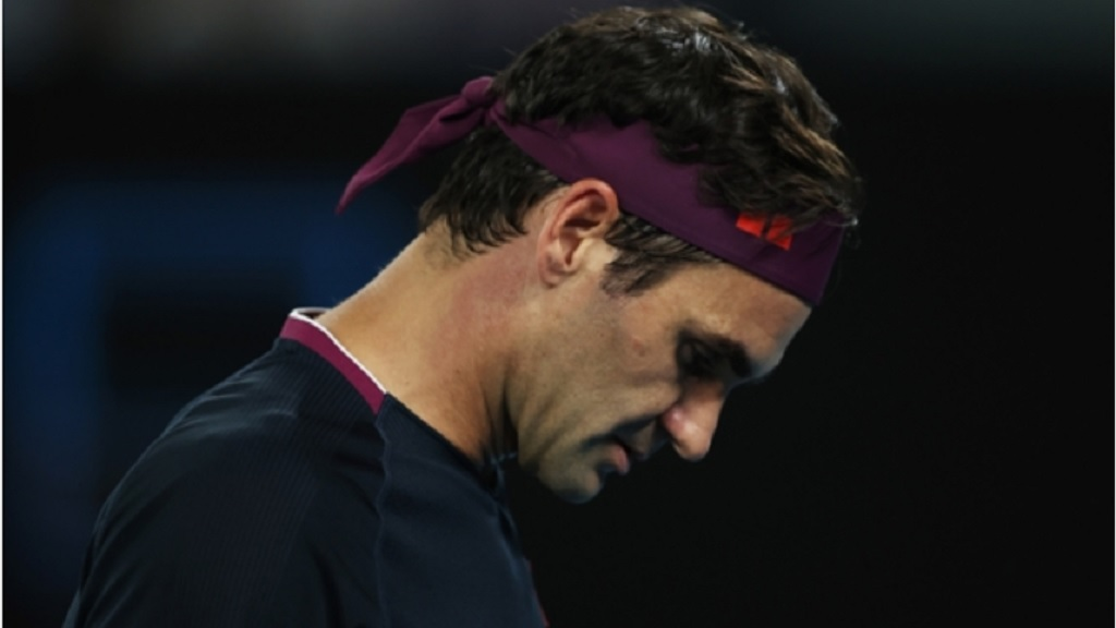 Swiss superstar Roger Federer.