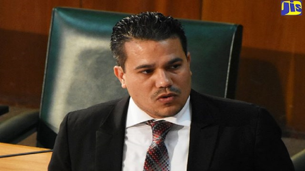 Senator Matthew Samuda (file photo)