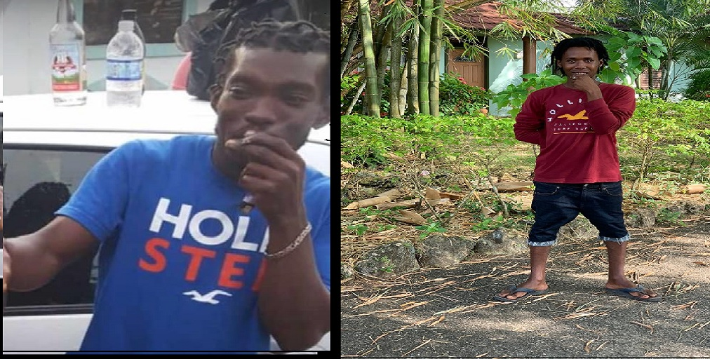 Dane Wedderburn (left) and Rajay Parkins, two motorcyclists who died following a collision in Hanover. A photo of the other victim Troy Myrie was not available up to press time.