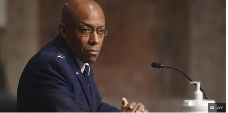 Le général Charles Brown Jr./ AFP