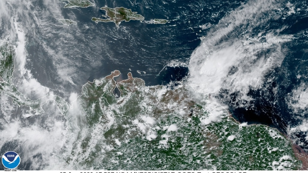 Photo courtesy the Us National Oceanic and  Atmospheric Administration (NOAA).