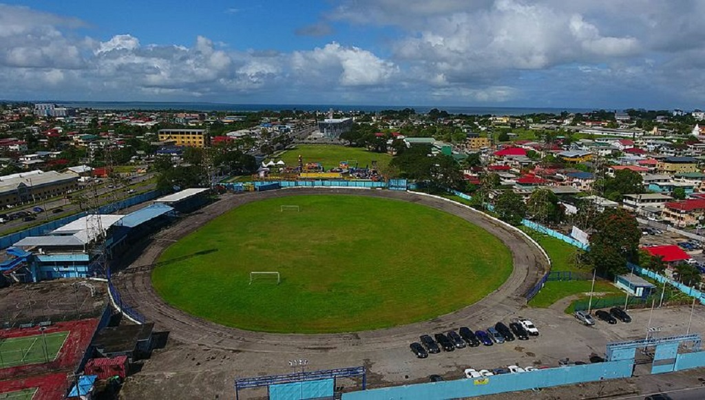 Photo courtesy Southern Trinidad Aerial Photo Project sponsored by WMDE.