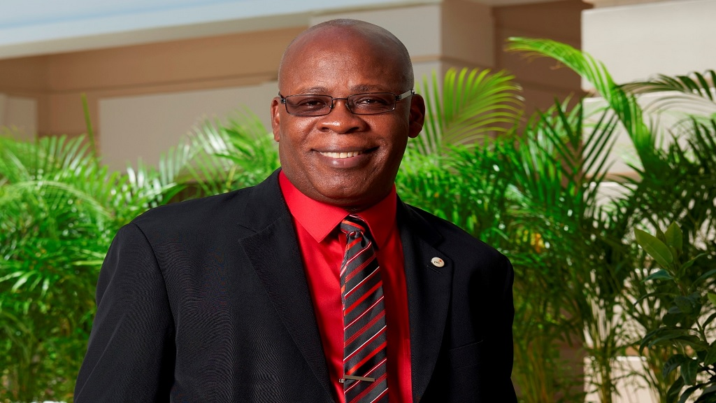 PwC's territory leader in Jamaica and advisory leader for the Caribbean, Leighton McKnight.