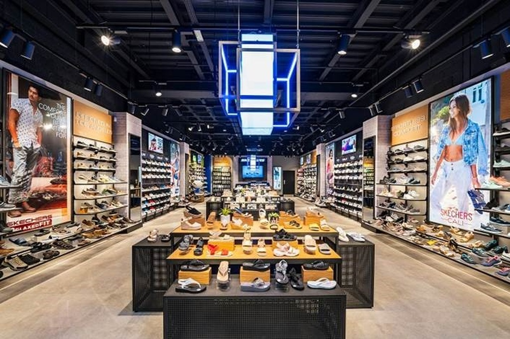 The country's third Skechers store will open on Friday at Trincity Mall