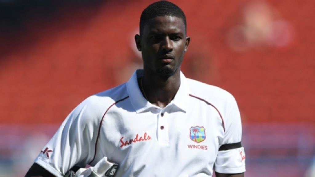 Jason Holder, captain of West Indies.