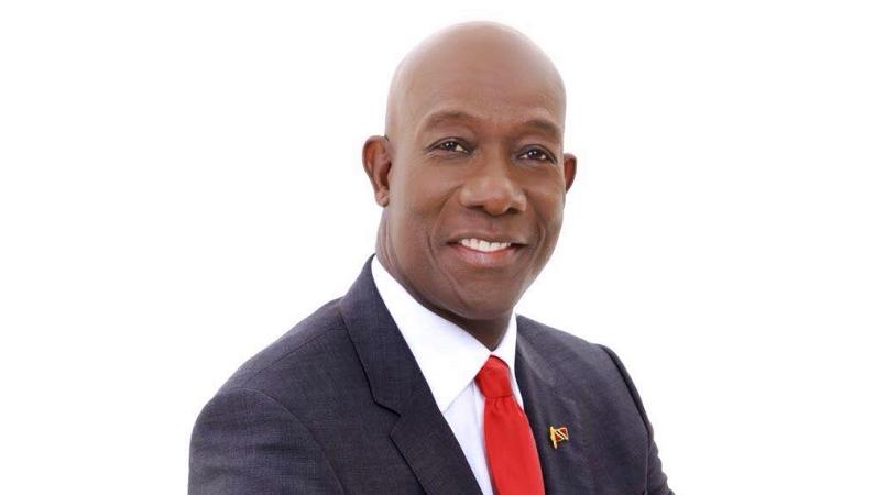 Prime Minister, Dr Keith Rowley