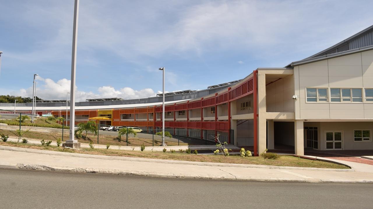 Owen King EU Hospital
