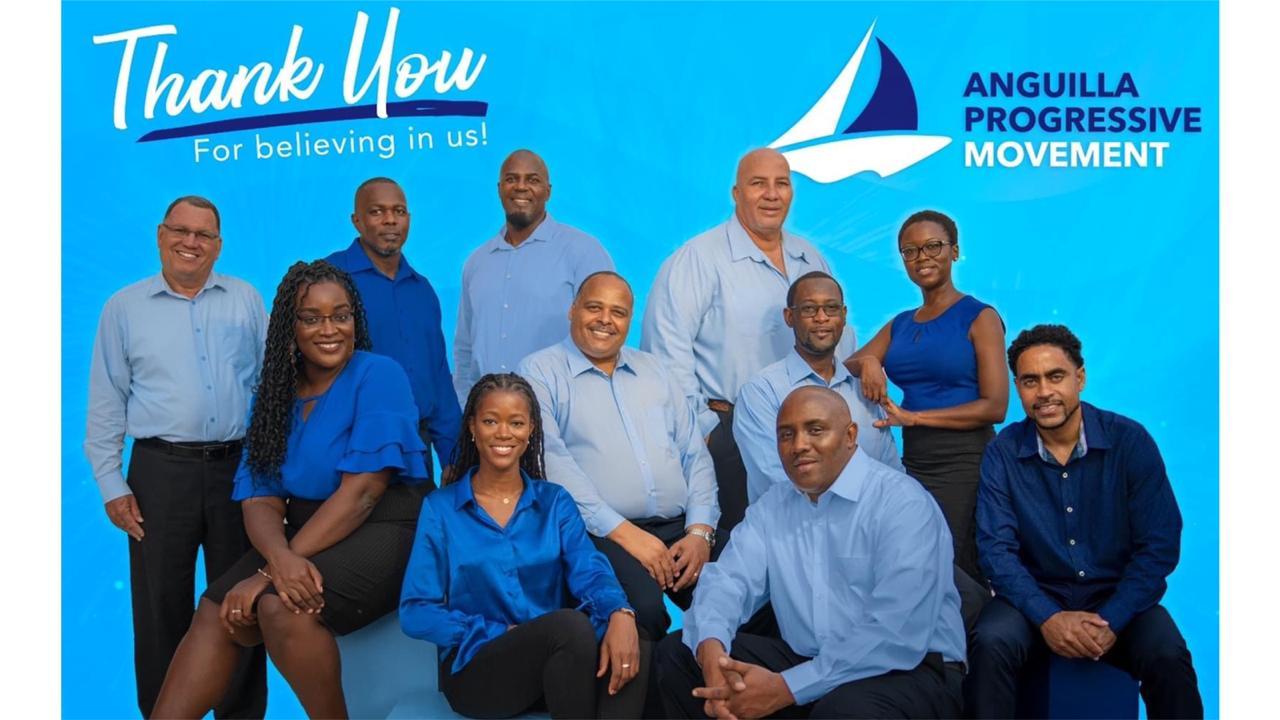 The Anguilla Progressive Movement