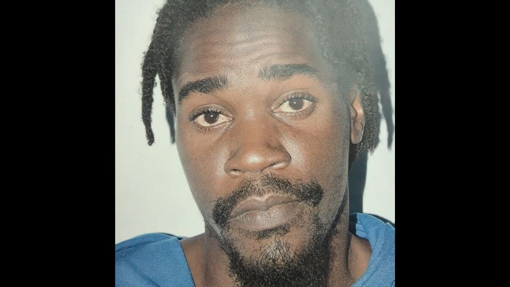 Charged: Kashaun Boyce. Photo provided by the Trinidad and Tobago Police Service (TTPS).