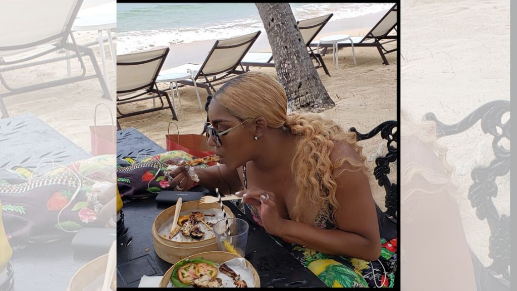 Real Housewives of Atlanta (RHOA) star Nene Leakes tells fans just how much she misses Jamaica in a recent Instagram post. (Photo: via Instagram/@neneleakes)
