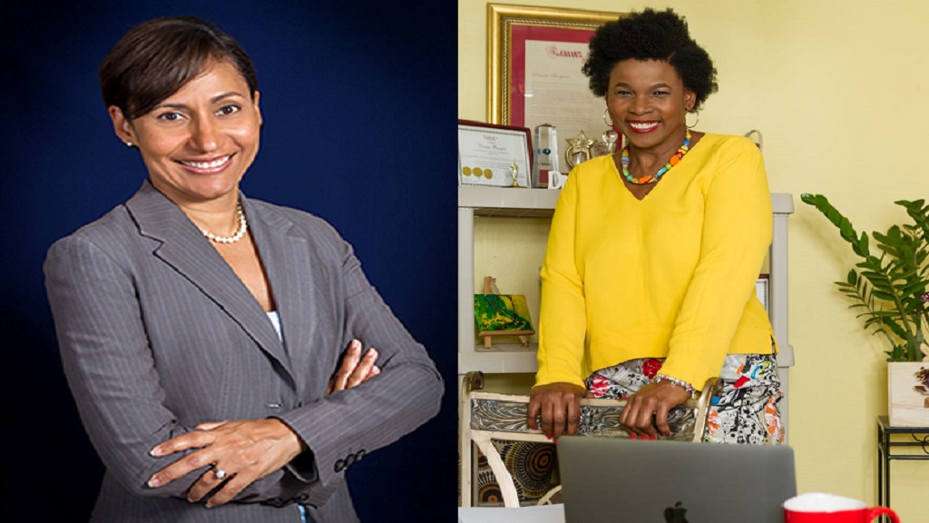 During a recent JMMB Goal Getter Live episode, people development experts, Lisa Soares Lewis (left), CEO of Great People Solutions and Diana Morgan-Burgess (right), president of MuchMore Development, outlined two key characteristics to staying marketable.