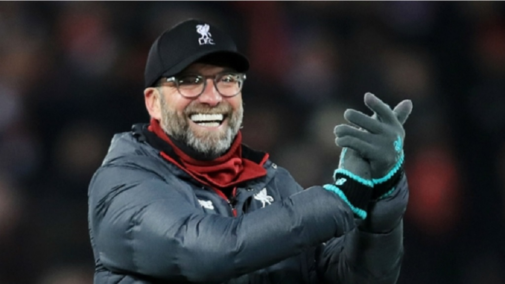 Liverpool will not ease up after sealing title: Klopp
