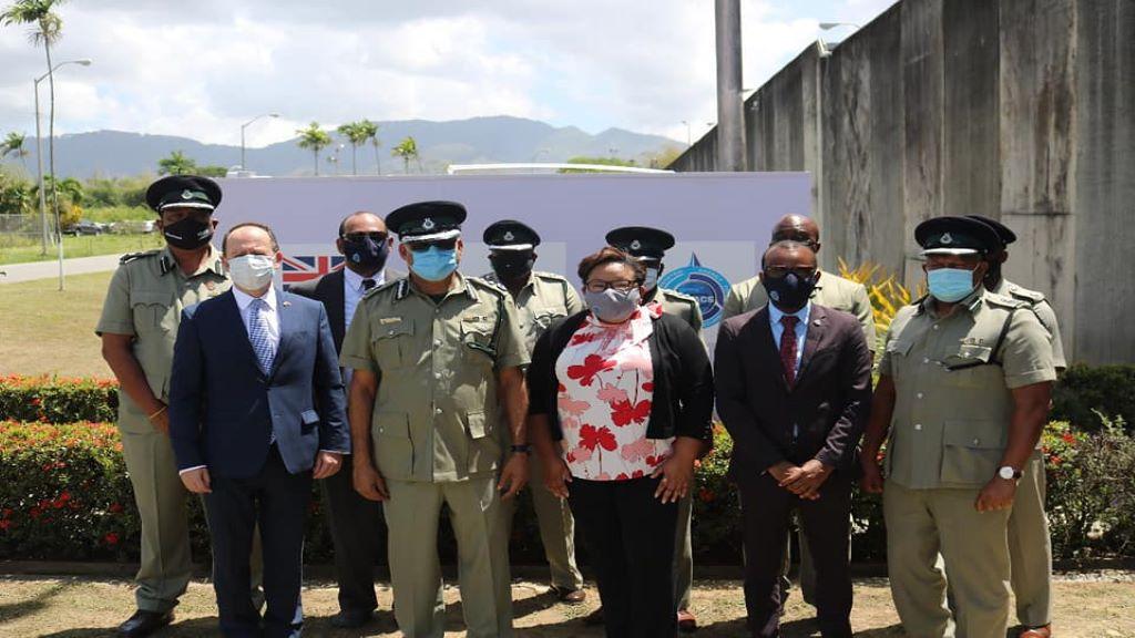 Photo via Facebook, Trinidad and Tobago Prison Service.
