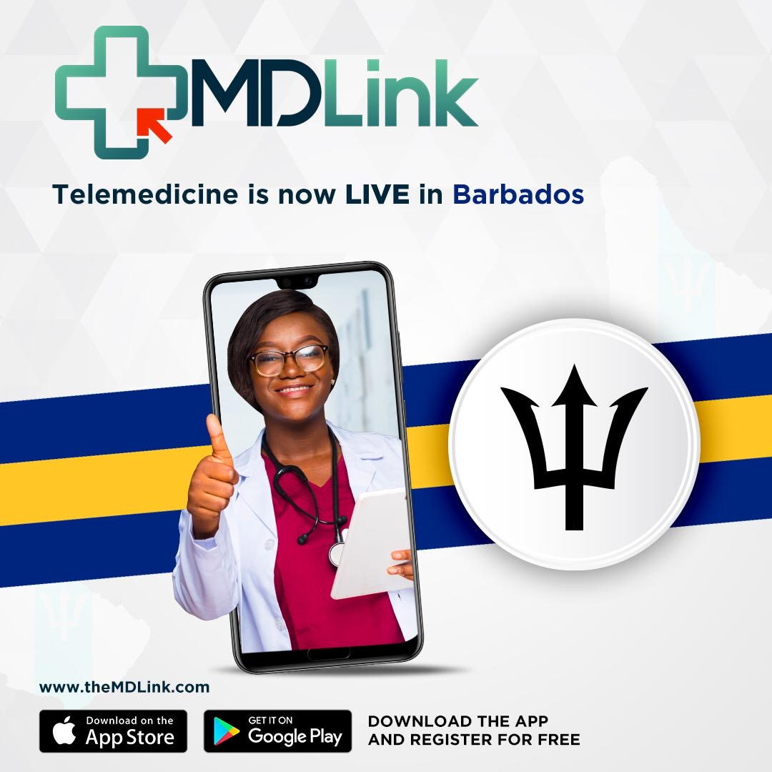 MD Link Telemedicine Services launches in Barbados.
