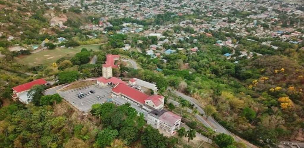 Pictured: Mount St Benedict Monastery (Photo via Mount St Benedict's Facebook page)