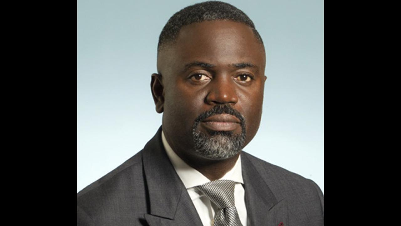 Bermuda Minister of National Security, Wayne Caines
