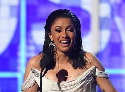La rappeuse américaine d'origine dominicaine, Cardi B