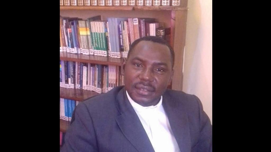 Reverend Seth Ampadu