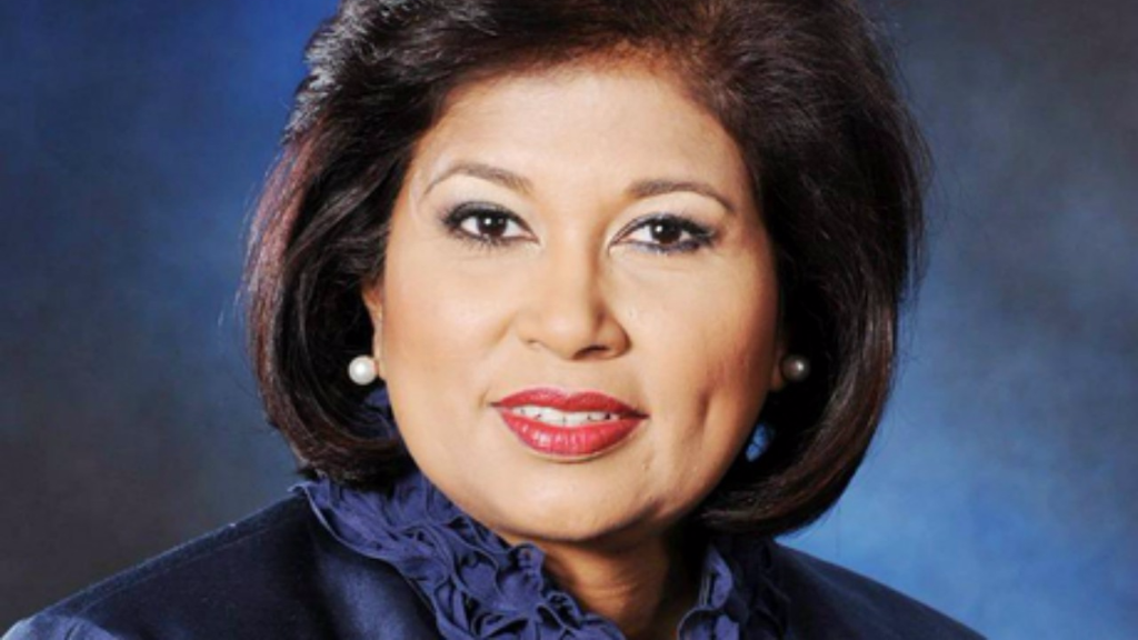 COP Political Leader, Carolyn Seepersad-Bachan