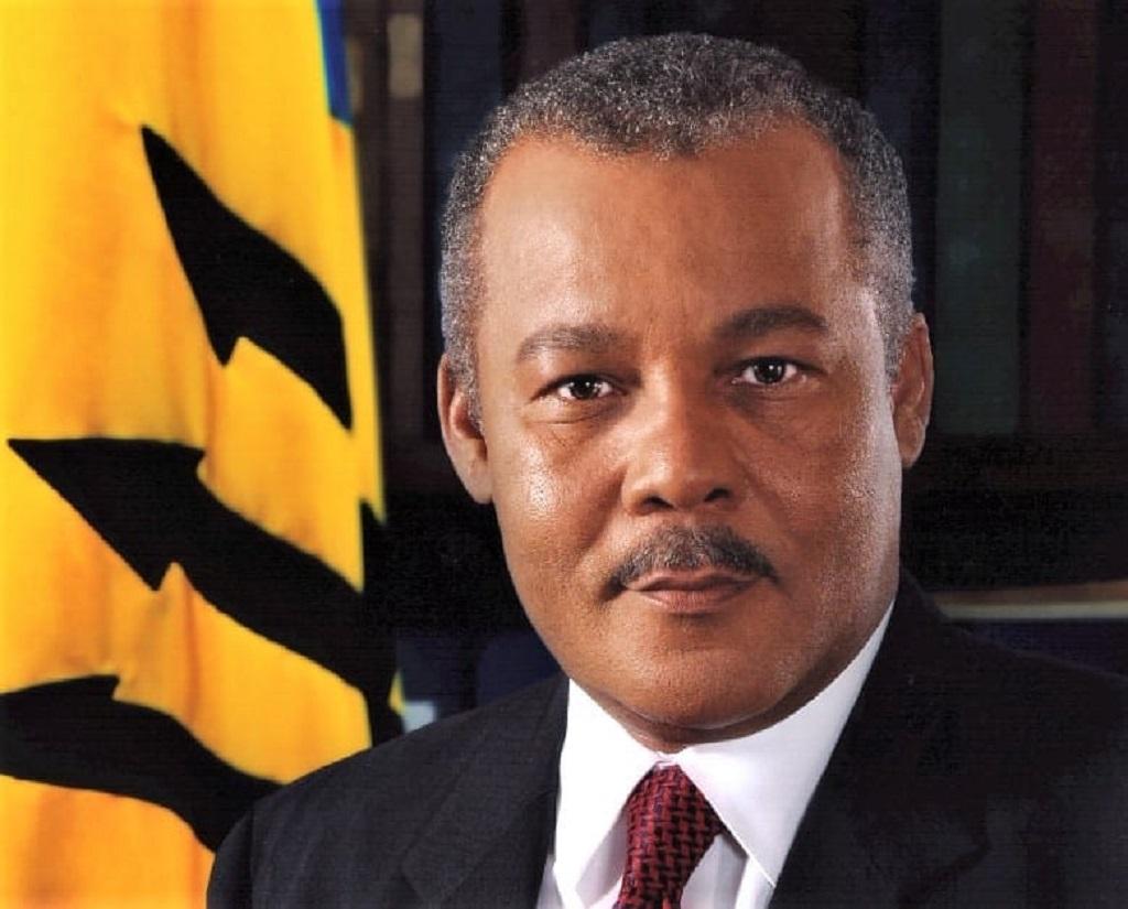 Former Prime Minister of Barbados Owen Seymour Arthur