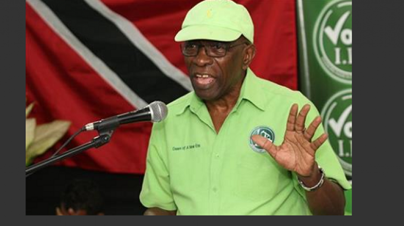 File photo: Independent Liberal Party (ILP) political leader, Jack Warner