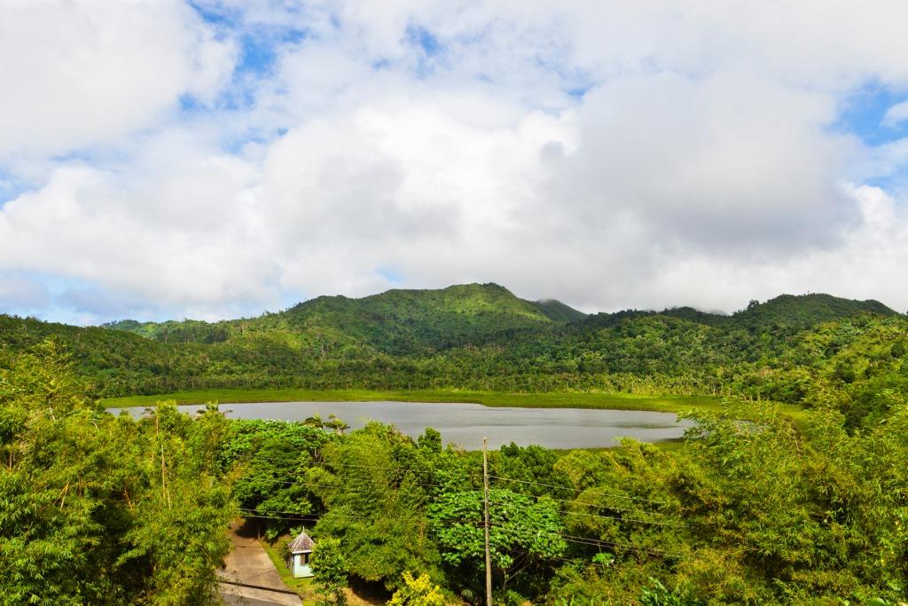 Grand Etang Lake, Grenada (Flavio Vallenari/iStock)