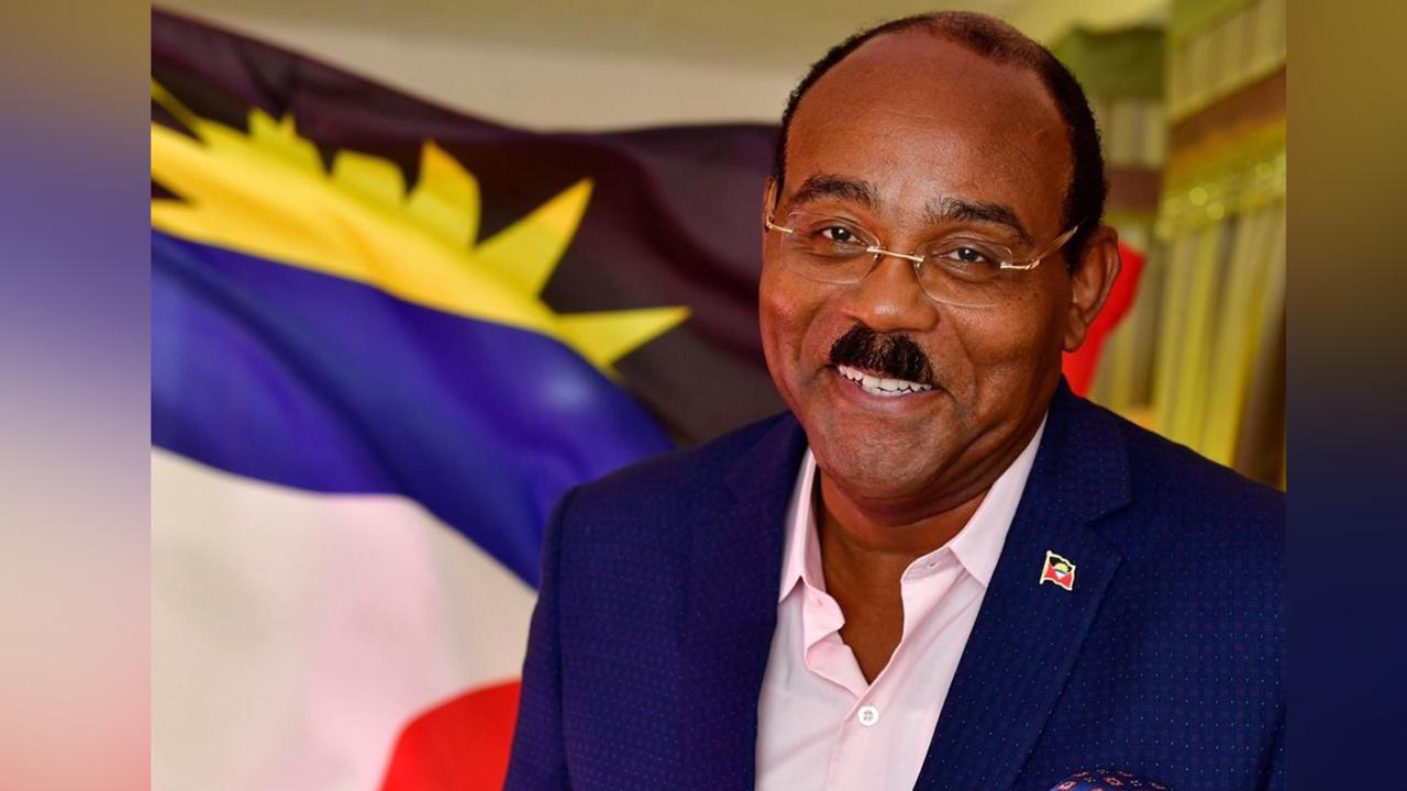 Prime Minister of Antigua and Barbuda, Gaston Browne