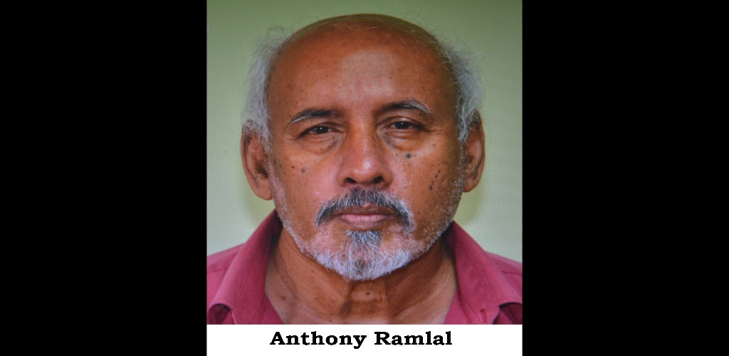 Pictured: Anthony Ramlal (Photo provided by the Trinidad and Tobago Police Service)